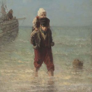 Young Navigators 1880 Jozef Israëls